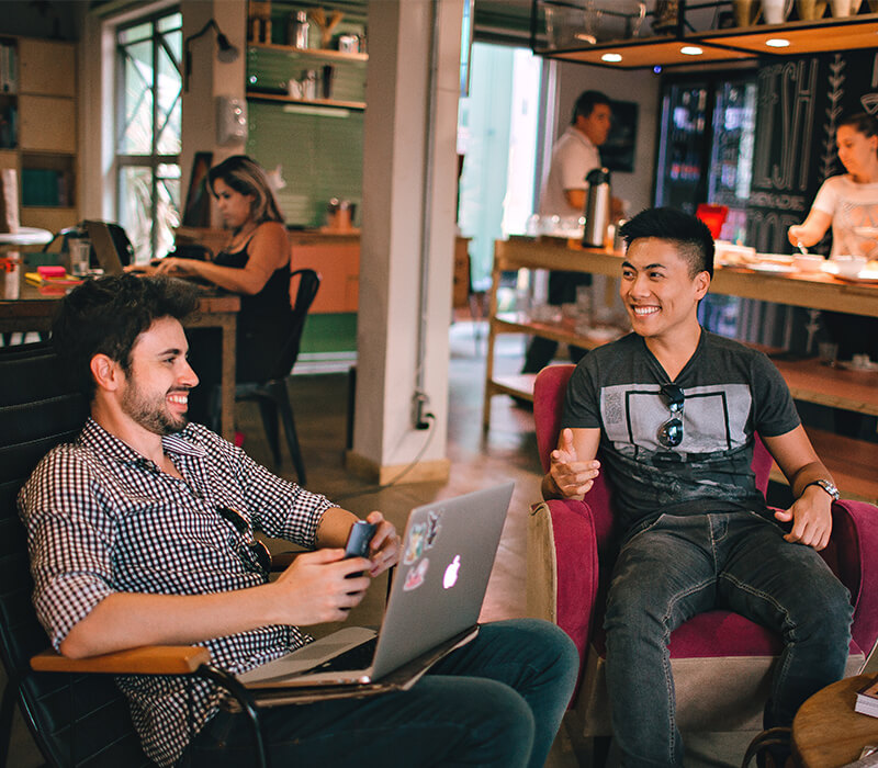 Lightboard Studio office group photo