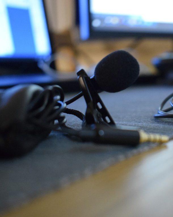 microphone lightboard studio product